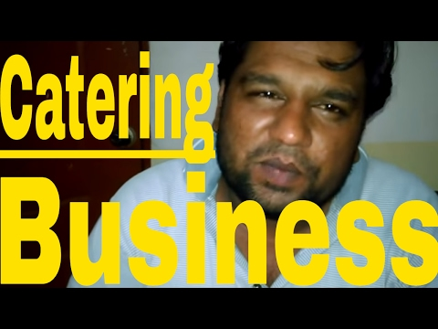 Small business in Pakistan ( catering ik vadhiya karobar )