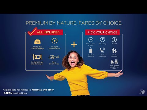Our All-new Economy Fares Have Finally Arrived.