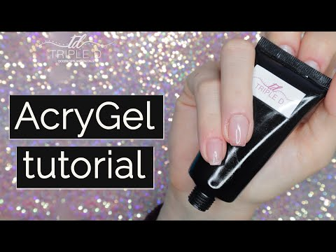Download How To Apply AcryGel with Dual Forms | Triple D
