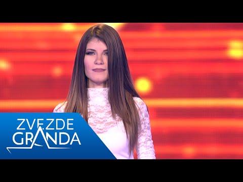 Adrijana Palenkas - Pametna i luda, Bela ciganka - (live) - ZG 1 krug 16/17 - 24.09.16. EM 1