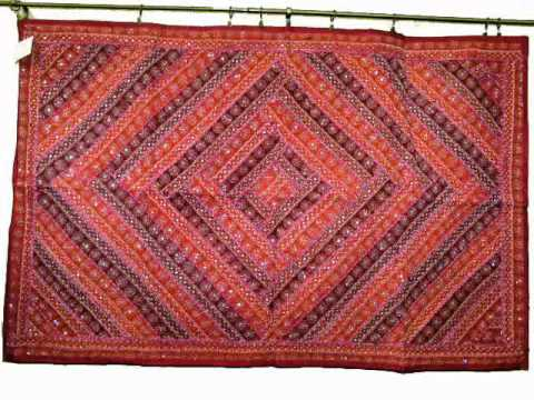 Indian Wall Hanging Tapestries Youtube
