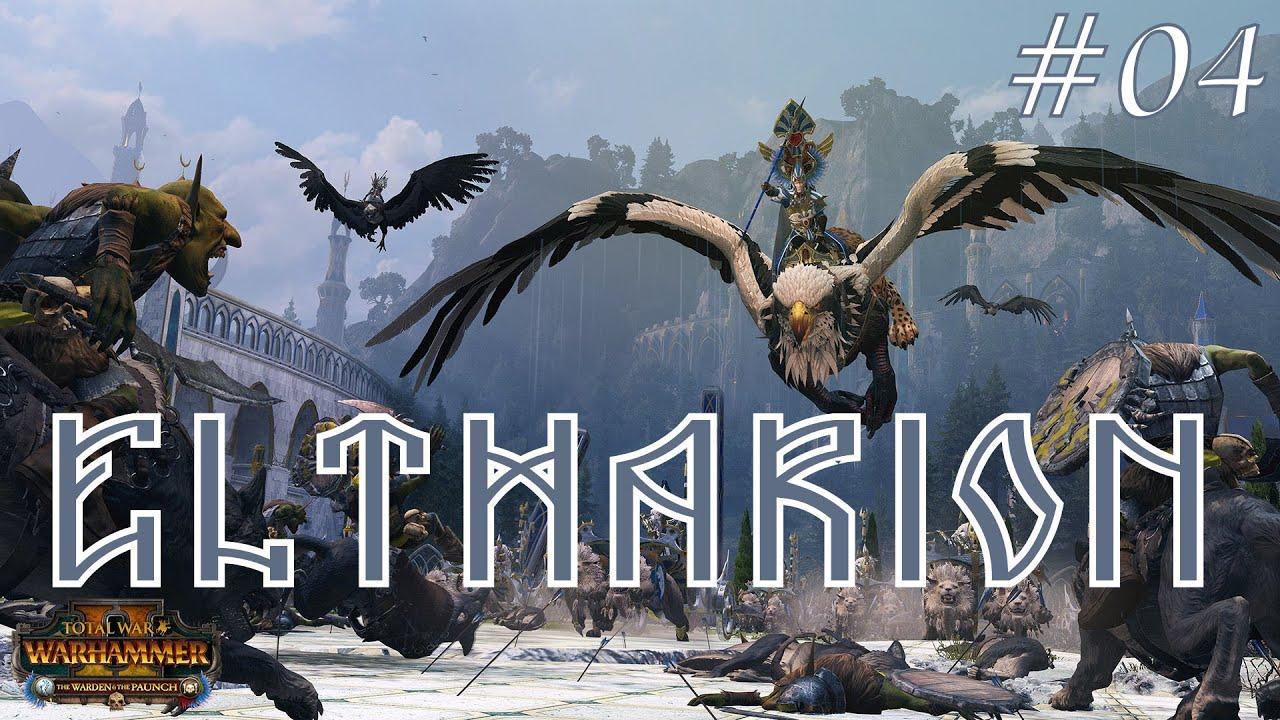 Total War Warhammer II [PL] Strażnik Eltharion #04