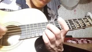 Tây Lương Nữ Quốc - Tình Nhi Nữ (guitar solo )
