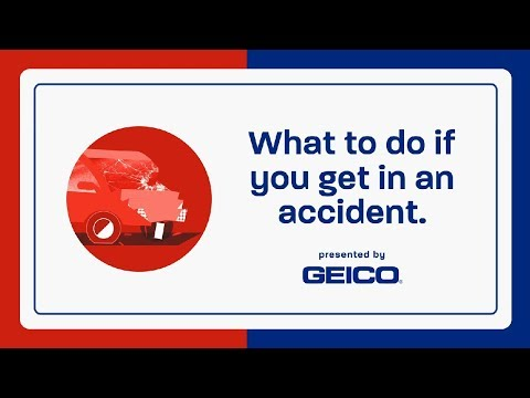 What to do after a car accident – GEICO