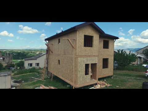 PolarSIP строительство домов, канадские дома