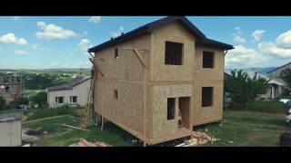 Рекламный ролик для строительной компании Арт Сип Строй Дом 2
