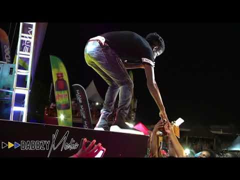 2018 Aidonia - Barbados Reggae Festival 2018 | Babbzy Media
