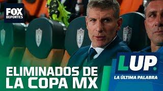 LUP: Palermo tras la eliminación en Copa MX ante América
