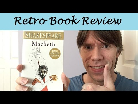 Macbeth, by William Shakespeare | Retro Book Review