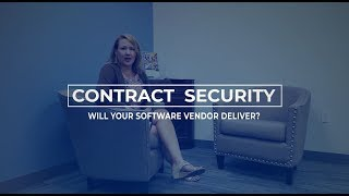 Must-Ask Questions on Contract Management Security