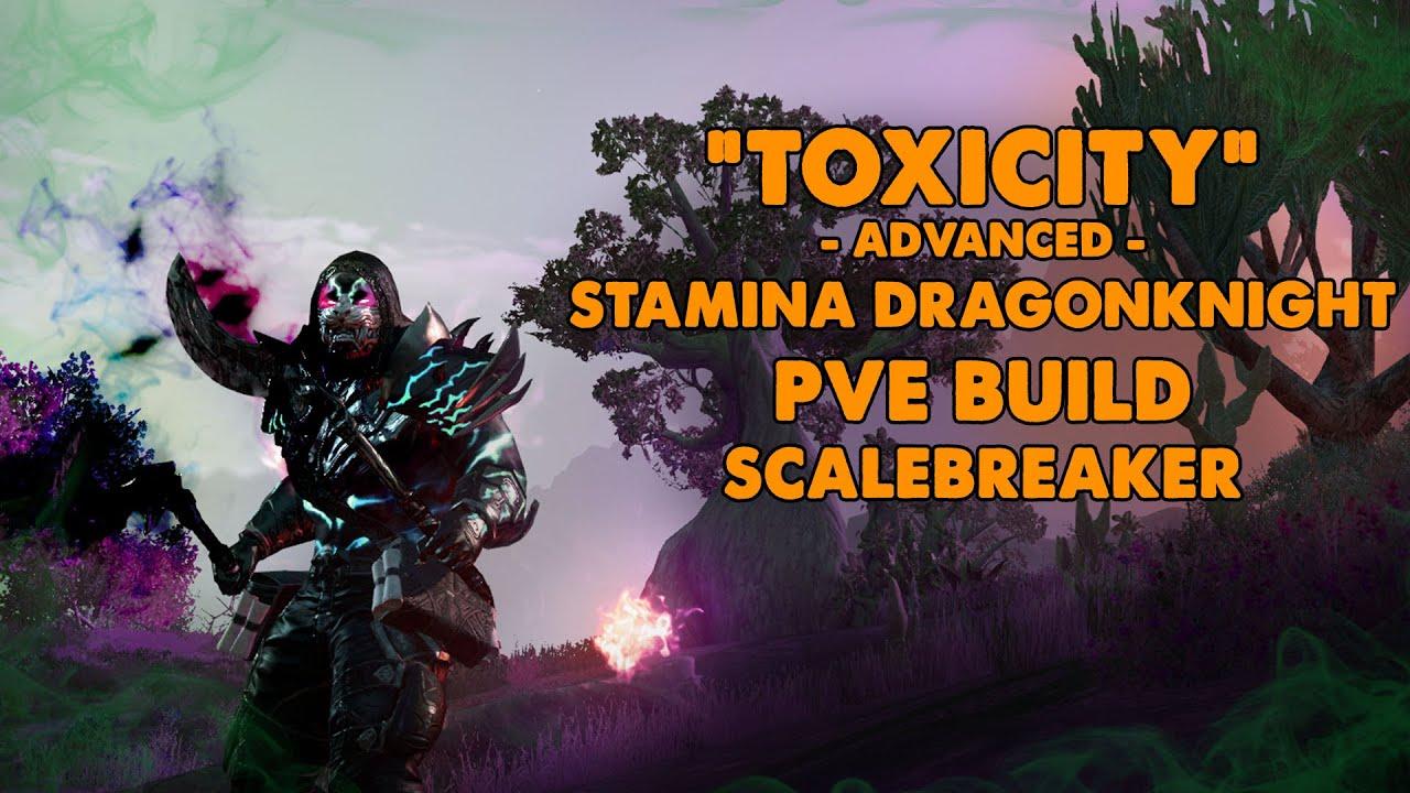 ESO | Toxicity | Dragonknight Build | Xynode Gaming