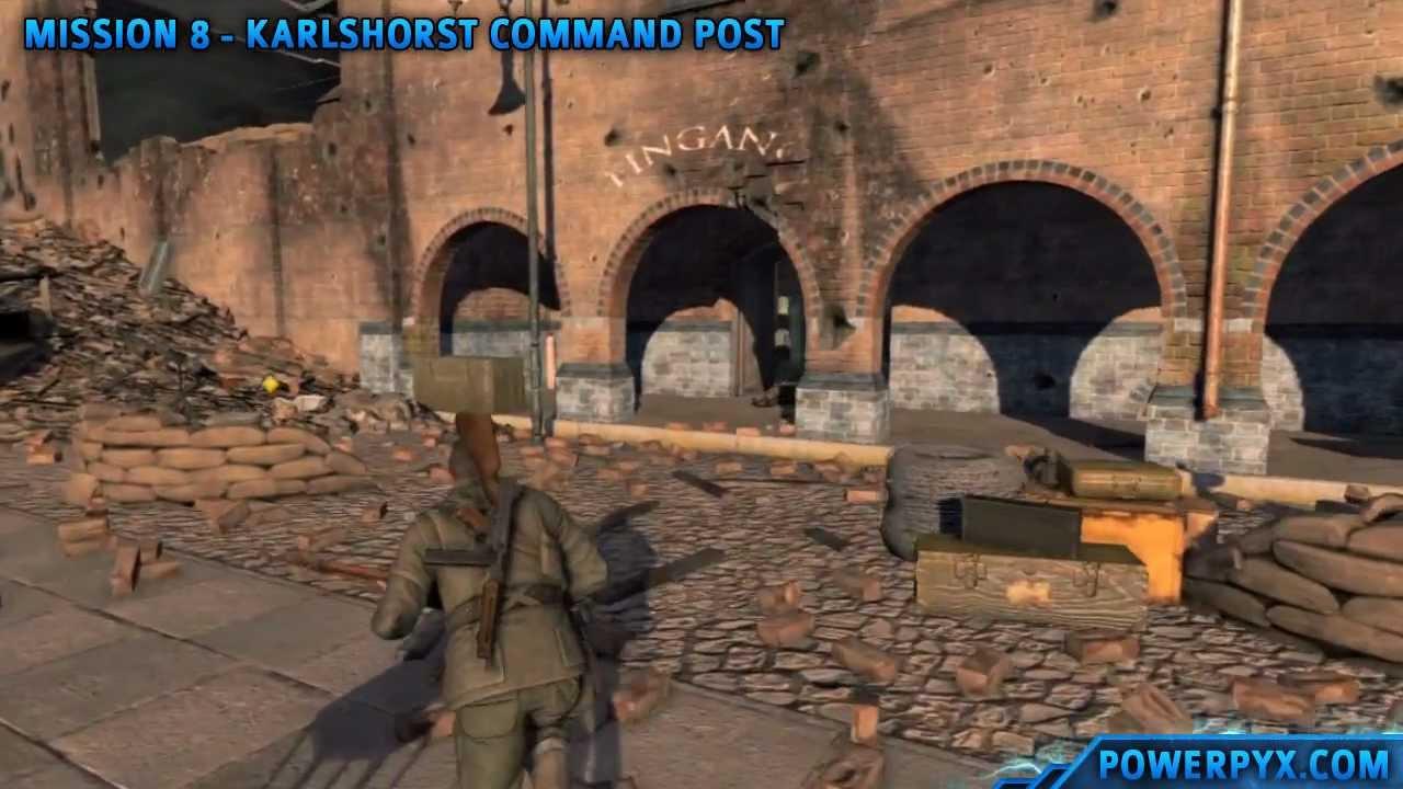 sniper elite 4 achievement guide