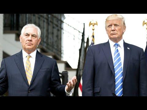 Tilleson defends President Trump