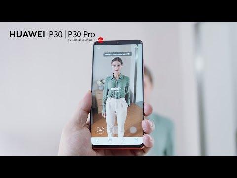 huaweip30-i-القياس-بتقنية-الواقع-المُعزّز