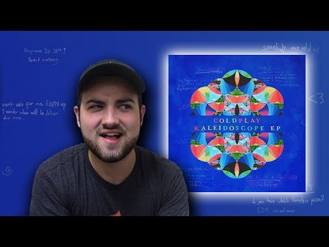 Coldplay - Kaleidoscope (EP Review)