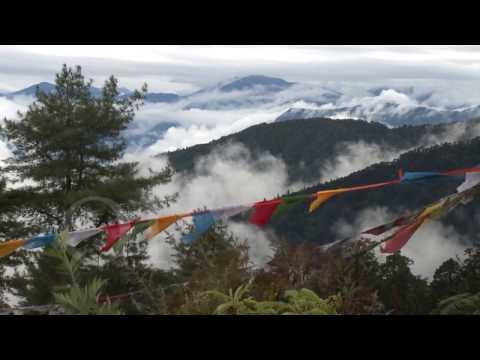 Бутан: баня и кухня