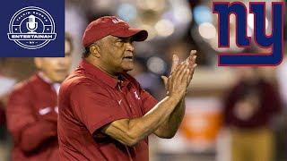 New York Giants hire new RB coach Burton Burns from Alabama! | Freddie Roach will not be DL coach!?