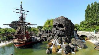 Disneyland Paris Adventureland Virtual Tour 2020