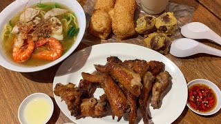 Must-Try BBQ Chicken Wings, Prawn Noodles and Unique Local Food in Singapore
