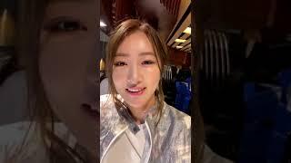 210629 Dalshabet Subin (Dalsooobin) Instagram Live / 달샤벳 수빈 …