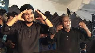 Shabbeer (a.s) ka wo beta marne ko ja raha hai-| 25 Moharram Sajjad bagh Lucknow-|