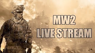 MW2 Live Stream in 2018 (Xbox360)