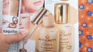 Maquillaje Líquido Amourett Elixir Arabela