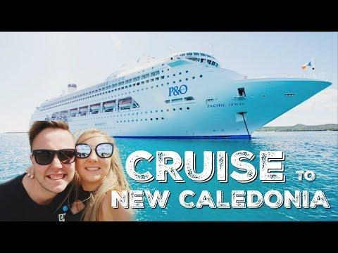 CRUISE TO NEW CALEDONIA     P&O Pacific Jewel