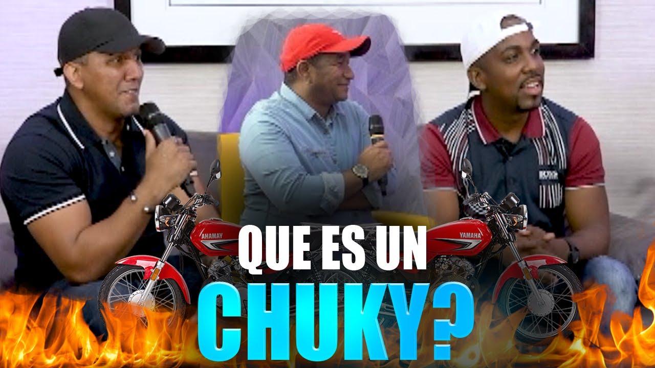 QUE ES UN CHUKY? - MANOLO, EL NAGUERO Y EL DOTOL NASTRA