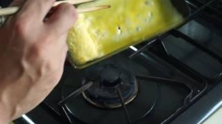 Gambar cover 卵1個で玉子焼き スリムフライパン