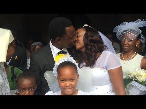 My BIG African Wedding