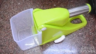 Does IT Work? Potato Chipser/French Fry Cutter/Potato Cutter