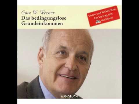 Das bedingungslose Grundeinkommen YouTube Hörbuch Trailer auf Deutsch