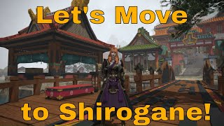 [Updated] Stormblood Shirogane Housing Area Tour