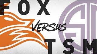 FOX vs. TSM | Round 2 Game 2 | NA LCS Regional Qualifier | Echo Fox vs. TSM (2018)