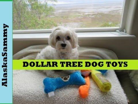 dollar-tree-dog-toys