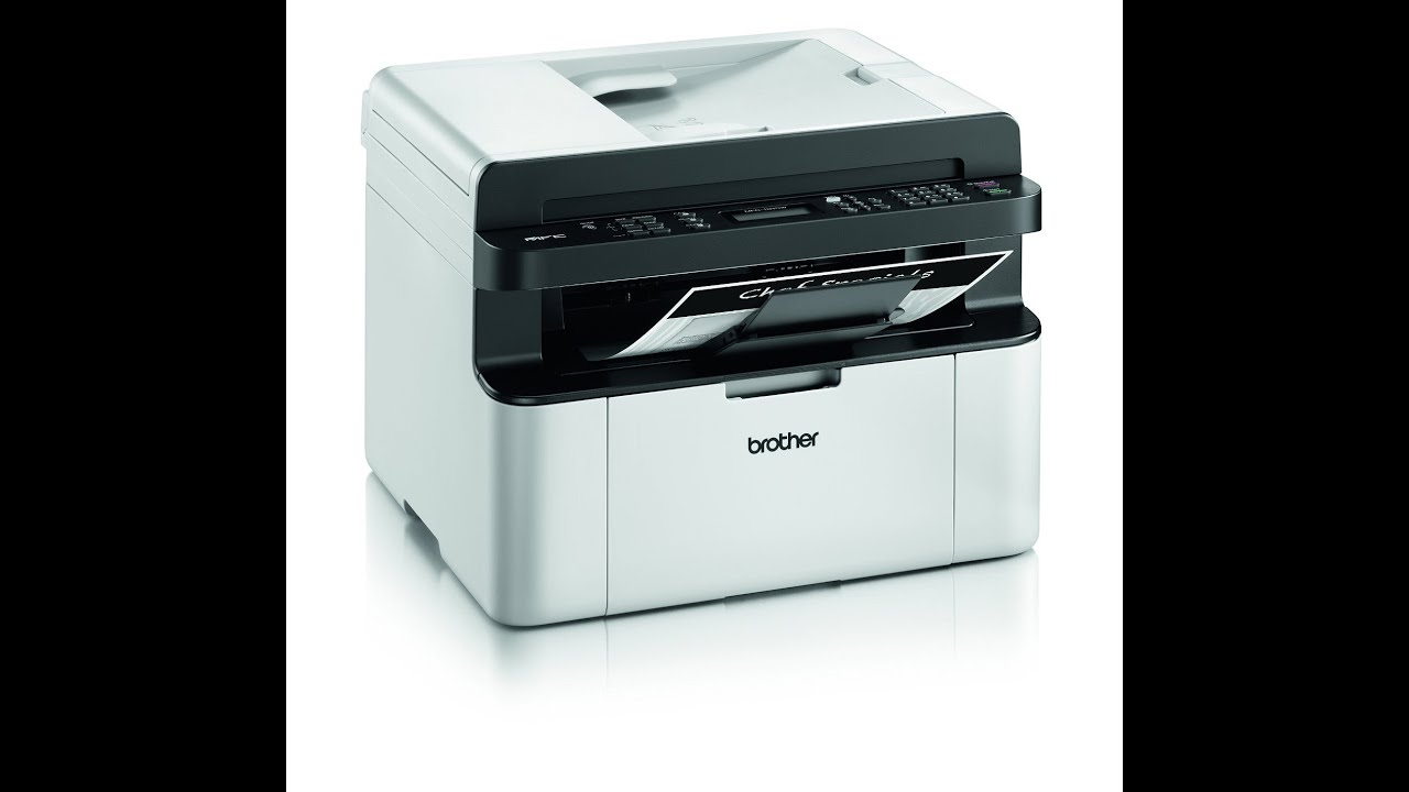 DRIVERS BROTHER MFC-1910WE PRINTER