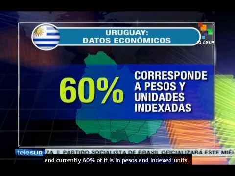 Uruguayan economy enjoys growth