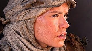 J. J. Abrams Originally Had A Different Plan For Rey's Parentage