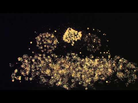 HD| Int. Fireworks Festival Hannover 2014: Flash Barrandov - Czech - Feuerwerk
