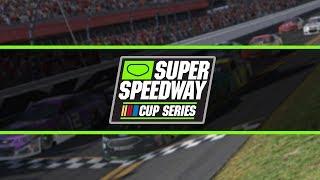 17: Daytona '07 // Superspeedway Cup Series