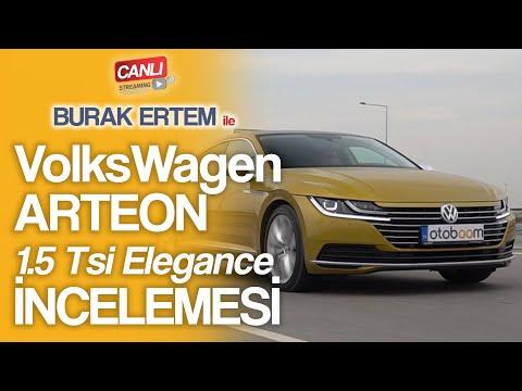 Burak Ertem Ile Volkswagen Arteon1.5 Tsi Elegance İncelemesi I OtoBoom.com-Araba Almanın Akıllı Yolu