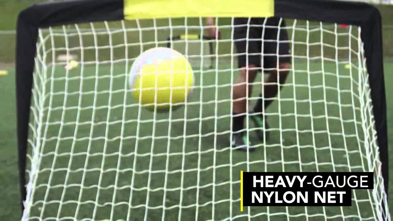 Mini Trave para Futebol - Goal EE SKLZ - YouTube f0dbd34ef5e4f