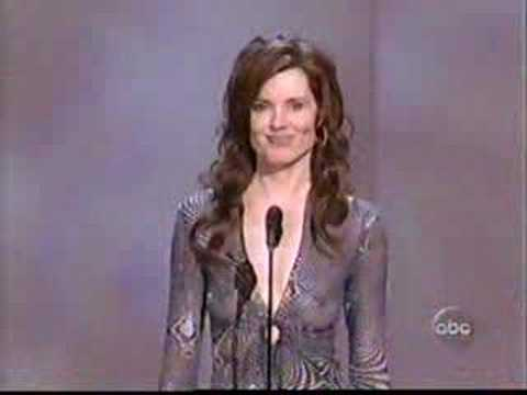 Geena Davis Emmy Awards 2000