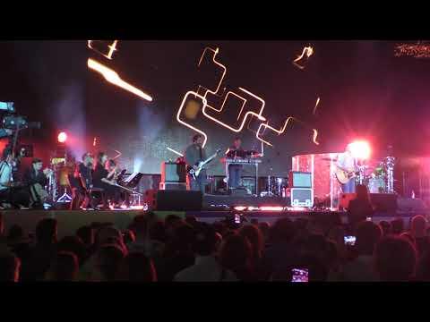 Сплин - концерт, проект Будь с Городом (31.08.2019, Санкт-Петербург, Дворцовая площадь) HD