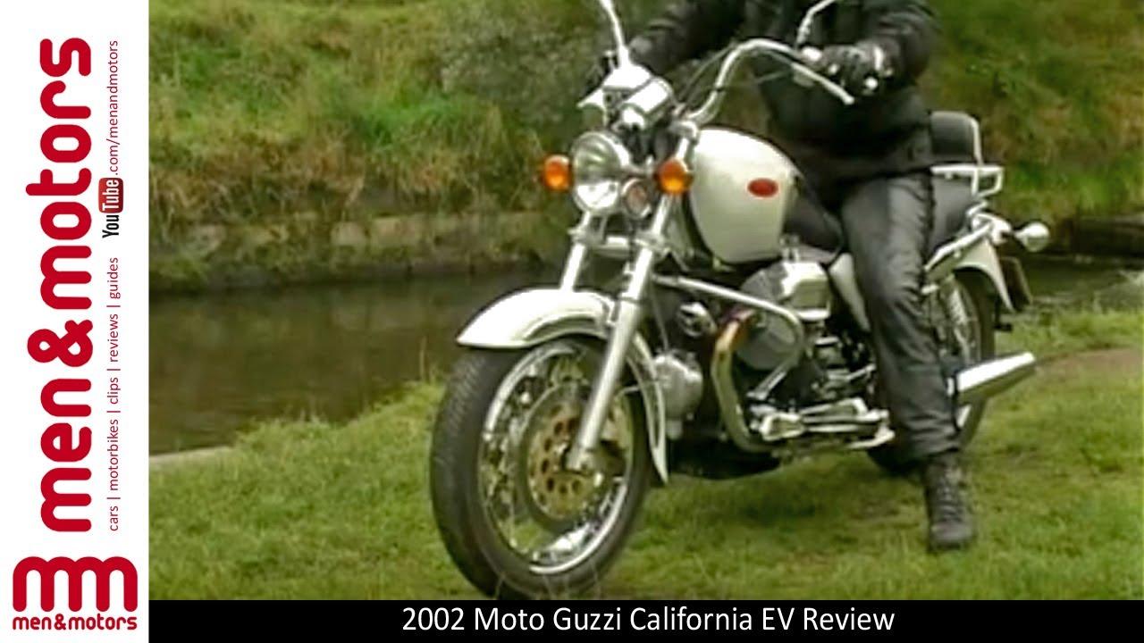 Moto Guzzi California Reviews