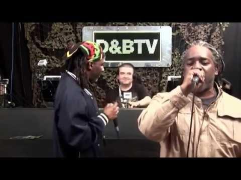 D&BTV LIVE #166: Jungle Mania - Nicky Blackmarket, Ragga Twins