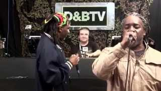 D&BTV LIVE #166: Jungle Mania - Nicky Blackmarket, Ragga Twins