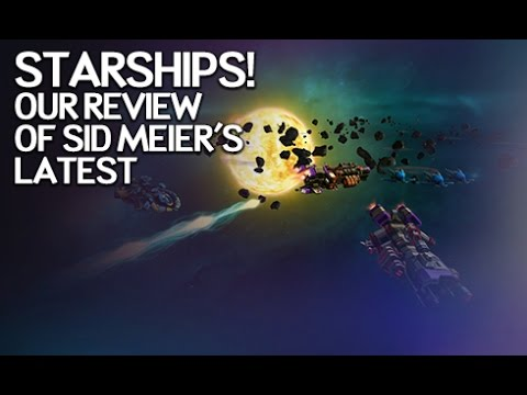 Sid Meiers Starships Gameplay - Part 1 [First Look]
