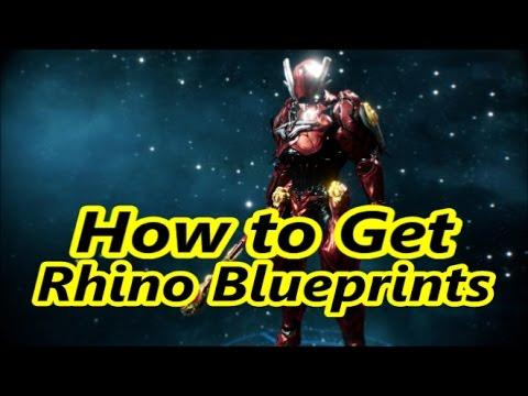 Warframe how to get rhino blueprints tutorial youtube warframe how to get rhino blueprints tutorial malvernweather Images
